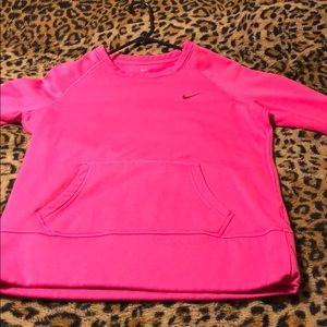 Nike pullover.